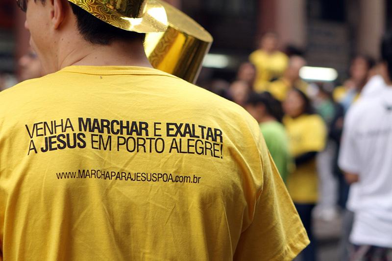 Marcha para Jesus - Porto Alegre